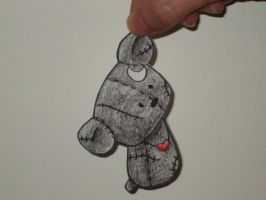 Paper Child- Saille Teddy by OmbroParanojo