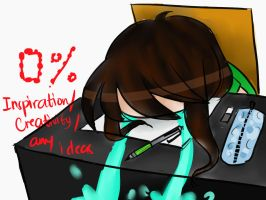 Artist's Problems though.. by Grizz1222
