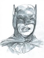 Batman (Adam West) 2013a by BrianTyson