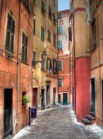 Camogli HDR - photo n5 by lorenzob