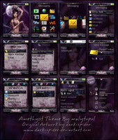 Amethyst theme by malytopol
