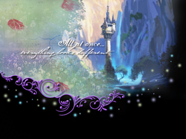Tangled Header by drkay85