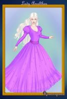 princess - Lady Amalthea by autumnrose83
