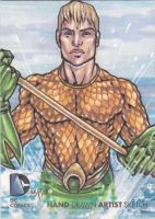 New 52 - Aquaman by dixey