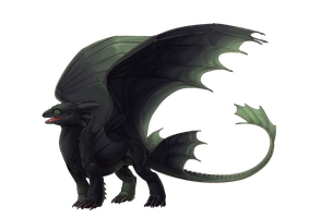 Toothless by Sumoka