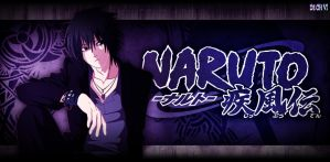 sasuke colored wallpaper by DEOHVI