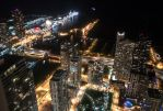 Lakeshore and Navy Pier by YuffieV