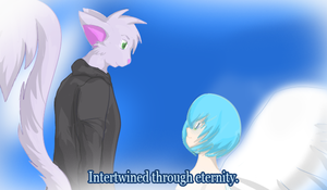 Intertwined Through Eternity by Eternalskyy