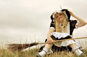 Marisa Cosplay 02 by WiishMaker
