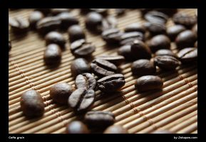 Coffe grain by alexor