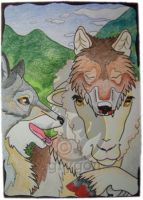 ACEO sheep in wolf clothing by grygon