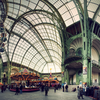 Paris, Grand Palais by C-Jook