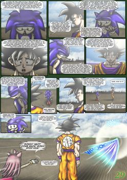 Sonic the Hedgehog Z #15 Pg. 29 February 2017 by CCI545