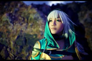 League Of Legends - Redeemed Riven II by NEProject