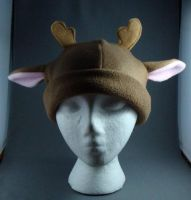 Limited Edition Christmas Holiday Reindeer Hat by WIKI-Wiseman