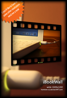 :: iBook wall :: by hombre-cz