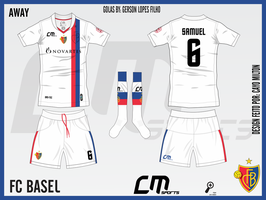 basel AWAY by cmsports