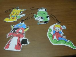 Charms For Sale 2 by Tailji