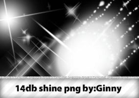 Shine Png Pack by ginnycullen