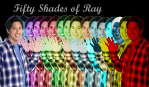 Fifty Shades of Ray by BeatIsMurder