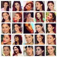 Ariana Grande Avatars by KFXFMM