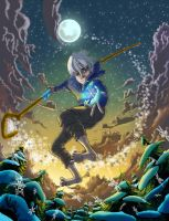 Fan Art: Jack Frost by SemajZ