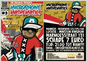 Microphone Mathmatics Sept by miZter-maZe