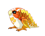 Seregios - Pinecone Baby! by macawnivore