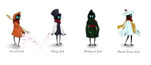Jacks Costumes by IVEart