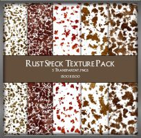 Rust Speck Texture Pack by zememz