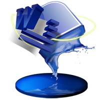 Word dock icon by Ornorm