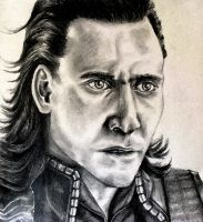 Loki by clubs14