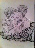 Spain x Romano by Siyome