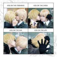 USUK: Cute kiss meme. by OurExodus