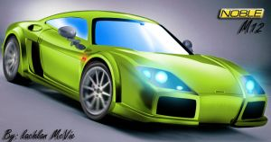 Noble M12 by terapr0