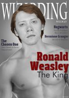 Wizarding Weekly: Ronald Weasley by nhu-dles