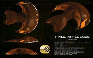 Ferengi D'Kora class ortho by unusualsuspex