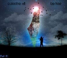 palestine will be free by karimdell