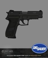 PSGP: SIG SAUER P226 QUALITY by PSGunlabProject