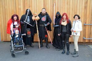 A Family at Stoke-Con-Trent 2015 by masimage