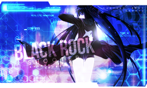 Black Rock Shooter | FDLS by JessxFlyller