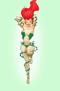 Poison Ivy by jkf724