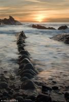 Bude sunset 2 by sublime69
