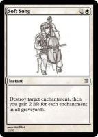 MtG: Soft Song by Overlord-J