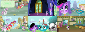 Spike's Yearning Devotion (Part 3) by Awsomejosh13