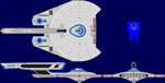 USS Niffen Multi-View by captshade