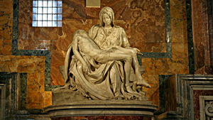 Pieta HD HDR by dertransporter