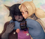 FFXIV: Soft Moments by KHMarie12