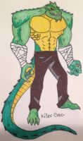 Killer Croc by Trmartin0919