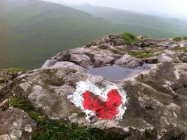 love In The Peak District by Peggasaurus-Rex